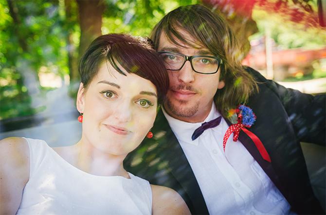 Svatba Jany a Járy, fotografie 2foto