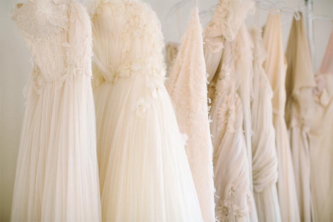 Svatební šaty Samuelle Couture, fotografie KT Merry