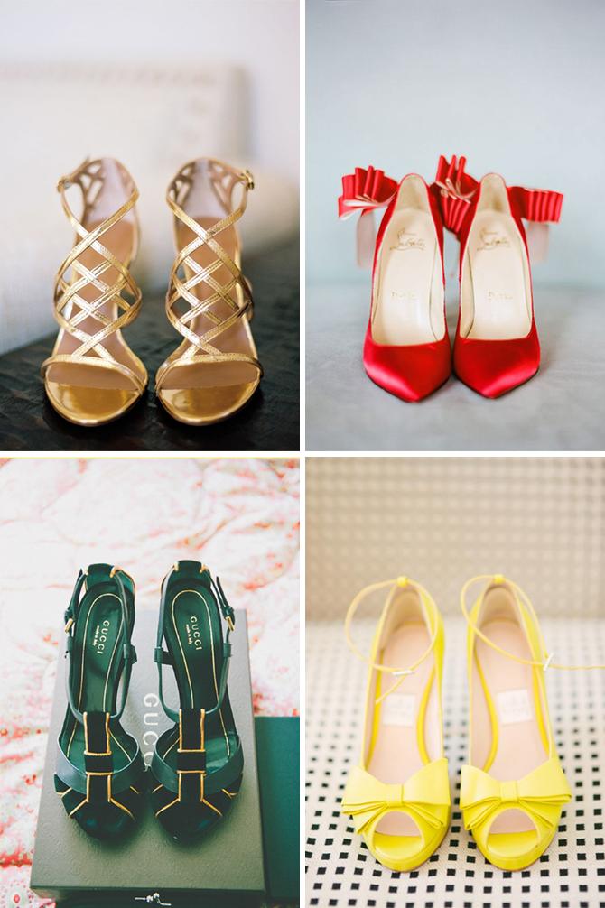 boty na svatbu