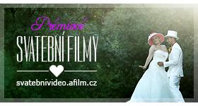 Svatební video - AFILM.cz