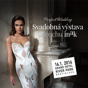 Perfect Wedding výstava 16.1.2016
