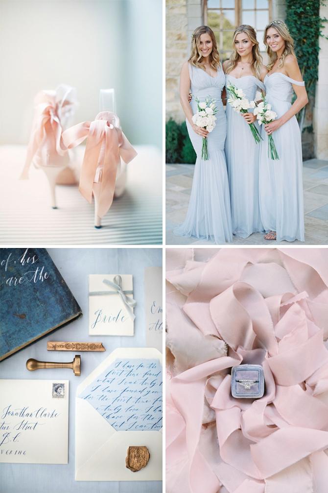 Pantone Barvy Roku 2016 Rose Quartz A Serenity Originalni Svatba
